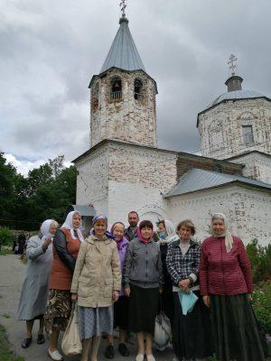 Состоялось паломничество по святым местам Кузнецкой епархии