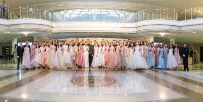 В Пензенском областном драматическом театре прошел VII Сретенский молодежный бал