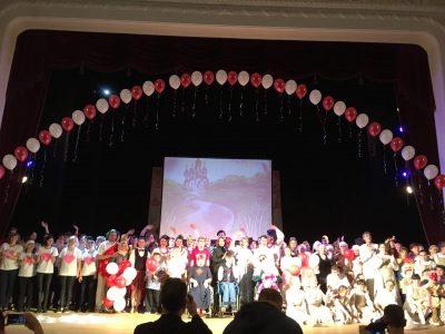 Представители Пензенской епархии приняли участие в X Фестивале творчества детей-инвалидов «Пасхальная радость»