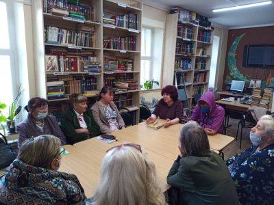 Состоялась встреча библейско-богословского клуба при Покровском архиерейском соборе