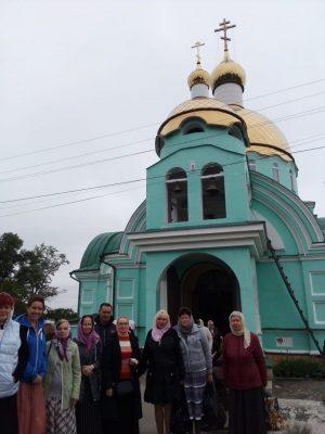 Паломники из Пензы приняли участие в торжествах по случаю 20-летия прославления сщисп. Иоанна Оленевского