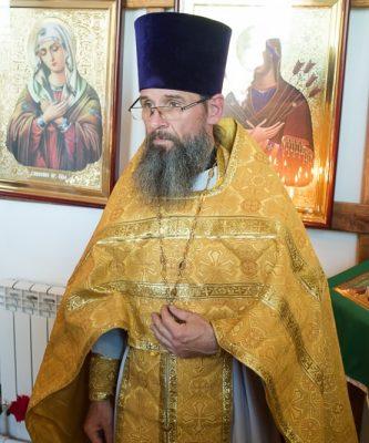 Свой 55-летний юбилей отмечает иерей Игорь Илюшин