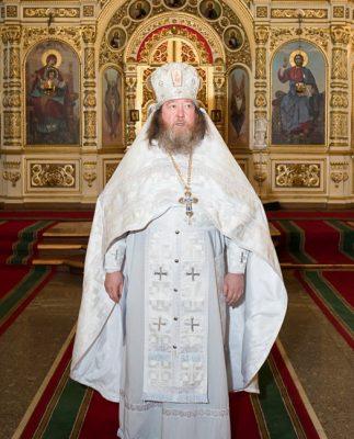 35 лет служения в священном сане отмечает секретарь Пензенской епархии митрофорный протоиерей Сергий Лоскутов