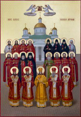 Вопросы веры. Первое празднование Собора святых Пензенской митрополии