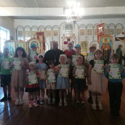 В Шемышейке наградили победителей творческого конкурса, посвященного Дню семьи, любви и верности