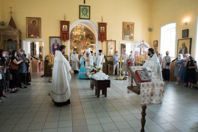 Состоялось прощание со священником Александром Хохловым