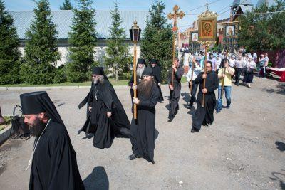 Мир Православия. Об июльских праздничных торжествах в трех монастырях митрополии