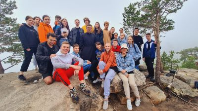 На Южном Урале состоялась встреча православных молодежных объединений Пензенской и Челябинской епархий