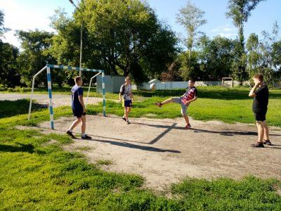 В Пензе состоялся футбольный турнир, посвященный Дню семьи, любви и верности
