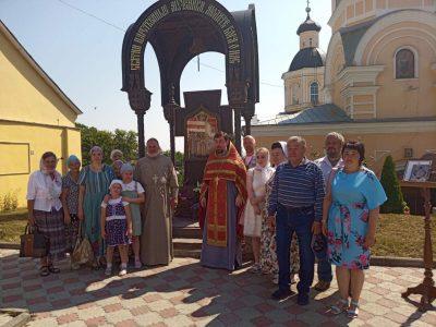В Духовно-просветительском центре при Покровском соборе состоялось празднование дня памяти святых Царственных страстотерпцев