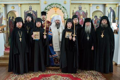 Митрополит Серафим совершил монашеский постриг в Спасо-Преображенском мужском монастыре