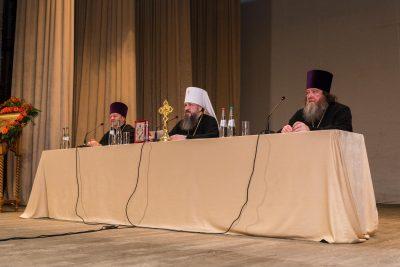 Состоялось собрание духовенства Пензенской и Кузнецкой епархий