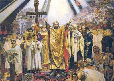 Мир Православия. Продолжение беседы о Крещении Руси