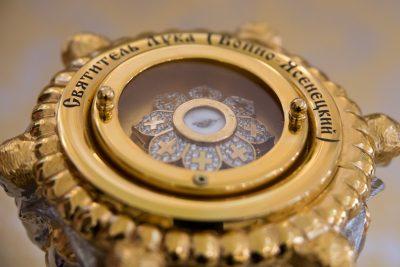 Ковчег с частицей мощей святителя Луки (Войно-Ясенецкого) будет находиться в пределах Пензенской епархии до октября