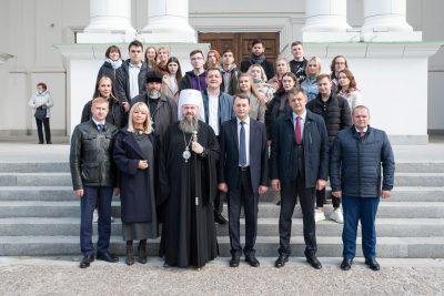 В Спасском соборе состоялось открытие Регионального культурно-просветительского форума «Золотое кольцо Сурского края»