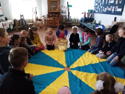 В р.п. Шемышейка для воспитанников воскресной школы состоялся детский праздник