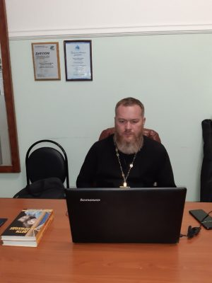 Священник Илия Иванов принял участие в конференции для руководителей молодежных отделов епархий ПФО