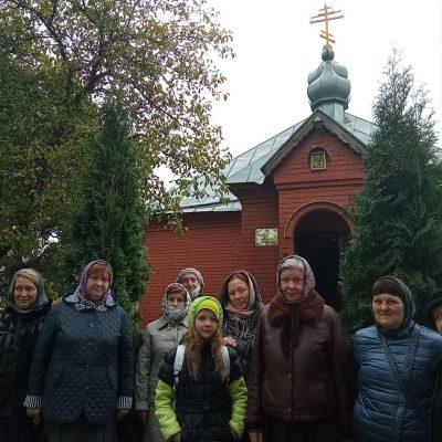 Состоялось паломничество в Сердобскую епархию