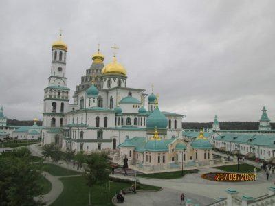 Паломники из Пензы посетили святые места Московской области