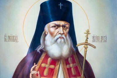В Спасский кафедральный собор прибудет ковчег с частицей мощей святителя Луки (Войно-Ясенецкого)