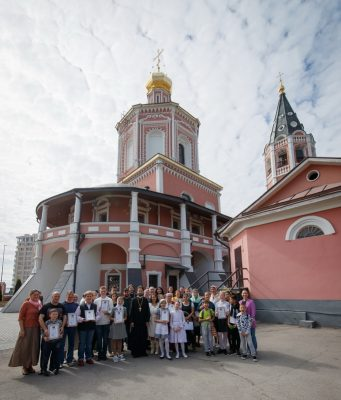 Звонари из Пензенской епархии приняли участие в фестивале колокольного звона в Саратове