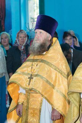 Свой 55-летний юбилей отмечает протоиерей Александр Кондаков