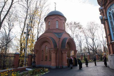 В Пензе почтили память архиепископа Серафима (Тихонова)
