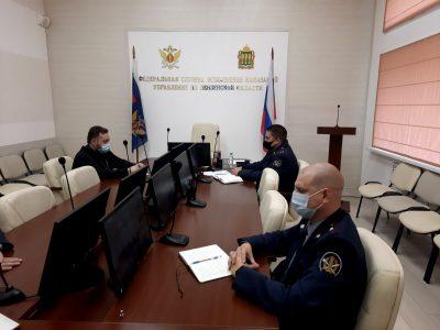 Протоиерей Антоний Шварев принял участие во Всероссийском обучающем семинаре духовенства и работников уголовно-исполнительной системы