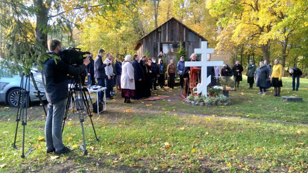 В Латвийской Республике состоялись съемки второй части фильма «Священномученик Иоанн Рижский. На страстном пути»